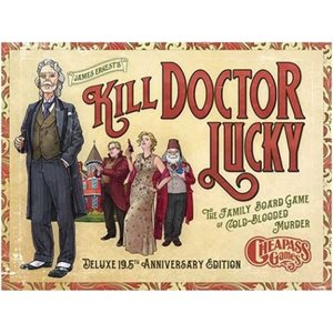 Kill Doctor Lucky Anniversary Ed