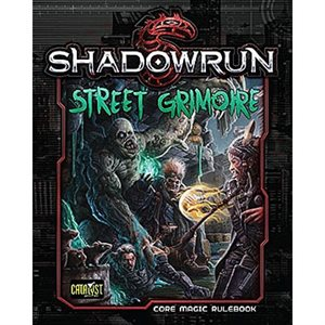 Shadowrun: Street Grimoire Softcover (BOOK)