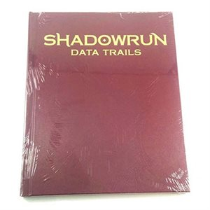 Shadowrun: Data Trails Le (BOOK)