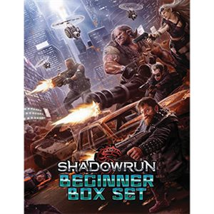 Shadowrun: Beginner Box Set (BOOK)