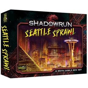 Shadowrun: Seattle Box Set
