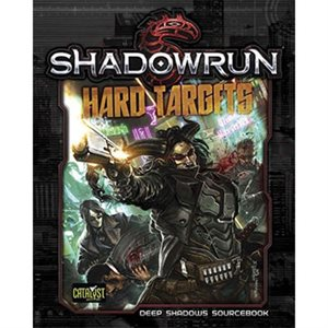 Shadowrun: Hard Targets (BOOK)