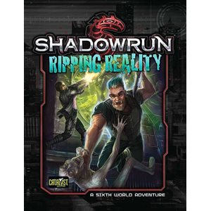Shadowrun: Denver 3 (BOOK)