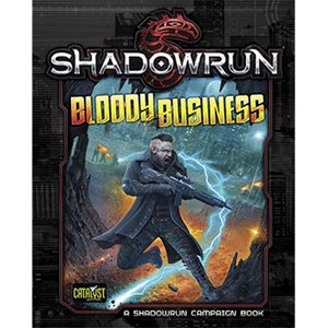 Shadowrun: Bloody Business (BOOK)