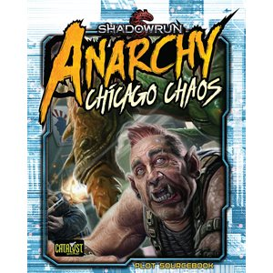 Shadowrun: Chicago Chaos (BOOK) ^ March 20 2019