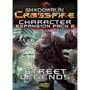 Shadowrun: Crossfire Character Expansion 2 Street Legends