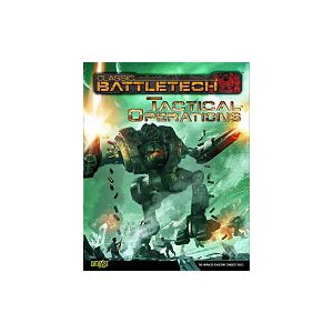 Battletech: Tactical Operations (BOOK)