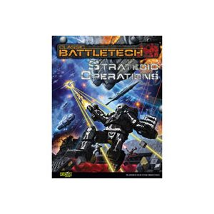 Battletech: Strategic Operations (BOOK)