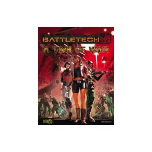 Battletech: A Time Of War Roleplaying Game (BOOK)