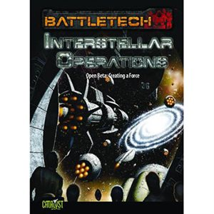 Battletech: Interstellar Operations (BOOK)