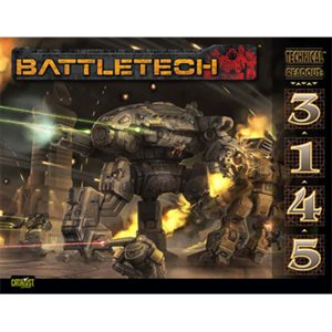 Battletech: Technical Readout 3145 (BOOK)
