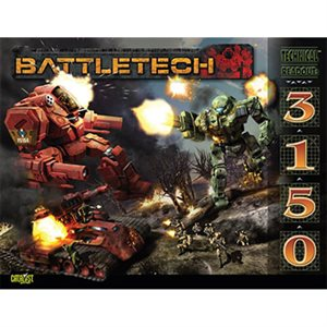 Battletech: Technical Readout 3150 (BOOK)