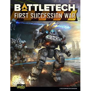 Battletech: Historical First Succession War