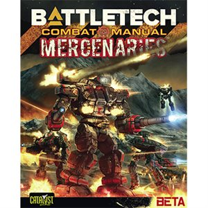 Battletech: Combat Manual Mercenaries (BOOK)