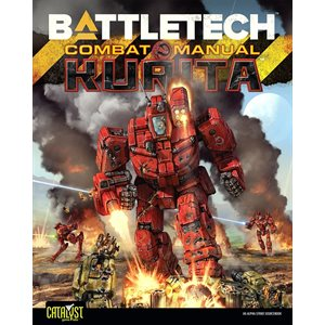 Battletech: Combat Manual Kurita (BOOK)