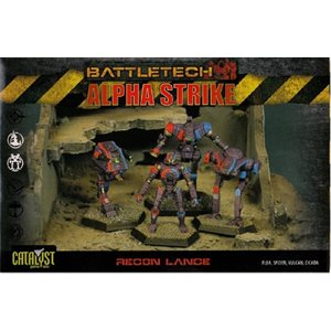Battletech: Recon Lance Pack