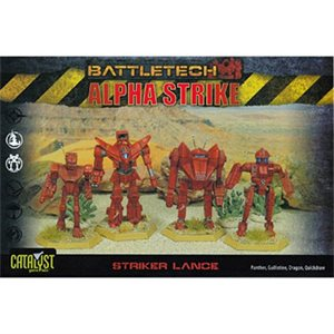 Battletech: Striker Lance Pack