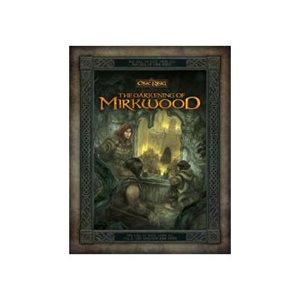 The One Ring: Darkening of Mirkwood (BOOK)