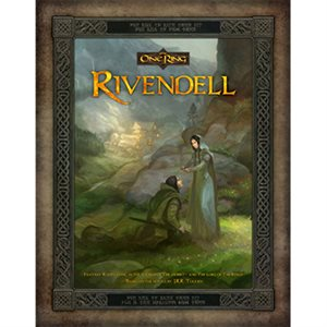 The One Ring: Rivendell (BOOK)