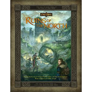 LOTR Ruins Of The North (BOOK)