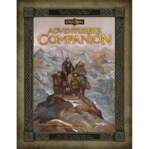 The One Ring: Adventurers Companion (BOOK)