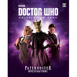 Doctor Who Roleplaying Game: Paternoster Investigations (BOOK)