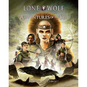 Lone Wolf Adventures Of The Kai 1 (BOOK)