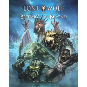 Lone Wolf Bestiary of the Beyond (BOOK)