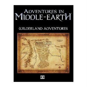 D&D: Adventures in Middle Earth: Wilderland Adventures (BOOK)