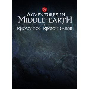 D&D: Adventures in Middle Earth: Rhovanion Region Guide (BOOK)