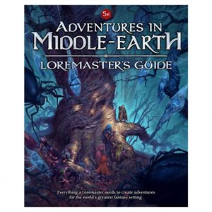 D&D: Adventures in Middle-Earth: Loremaster's Screen