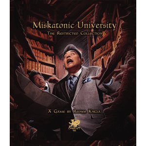 Miskatonic University: The Restricted Collection ^ Mar 2019