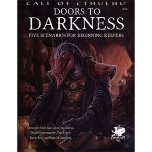 Call of Cthulhu: Doors To Darkness HC (BOOK)