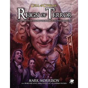Call of Cthulhu: Reign of Terror (BOOK)