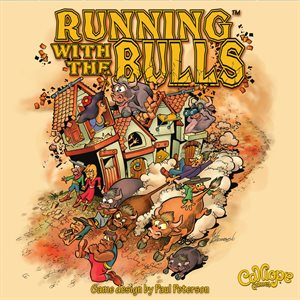 Running With The Bulls (No Amazon Sales)