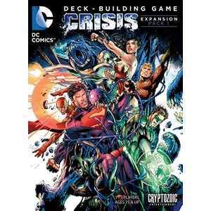 DC Comics Crisis Expansion Pack 1