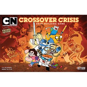 Cartoon Network Deck Building Game