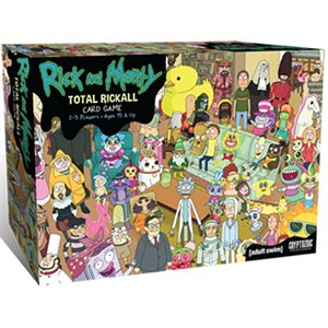 Rick And Morty: Total Rickall