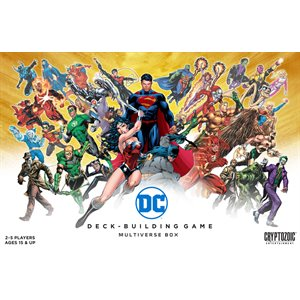 DC Comics DBG Multiverse Box