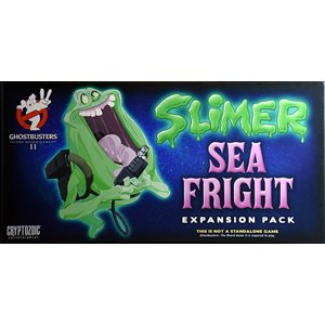 Ghostbusters Slimer Sea Fright Expansion