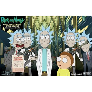 Rick and Morty Close Rick-Counters of the Rick Kind