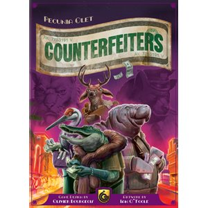 Counterfeiters ^ Jan 30 2019