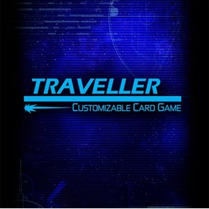 Traveller Customizable Card Game: Card Sleeves - C ^ Aug