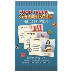 Food Truck Champion Helpers Mini Expansion