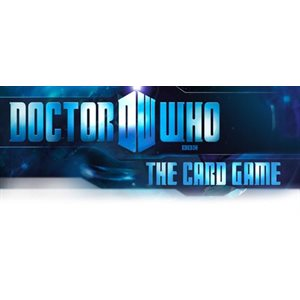 Doctor Who Card Game 12th Doctor Expansion 2