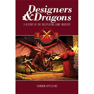 Designers & Dragons The 70S (BOOK)