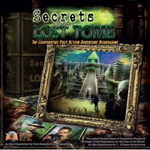 Secrets of the Lost Tomb: Core Game