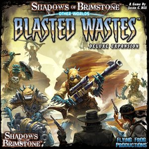 Shadows of Brimstone: Expansion - Other Worlds - Blasted Wastes