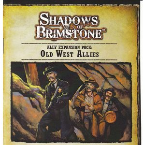 Shadows of Brimstone: Expansion - Old West Allies