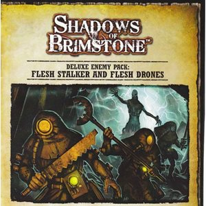 Shadows of Brimstone: Enemy Pack - Flesh Stalker and Flesh Drones